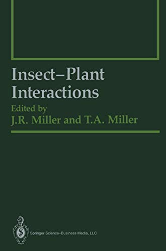 9780387962603: Insect-Plant Interactions (Springer Series in Experimental Entomology)