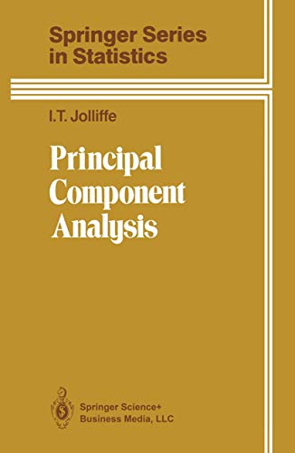 9780387962696: Principal Component Analysis (Springer Series in Statistics)