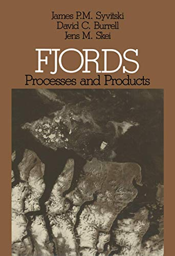 9780387963426: Fjords: Processes and Products
