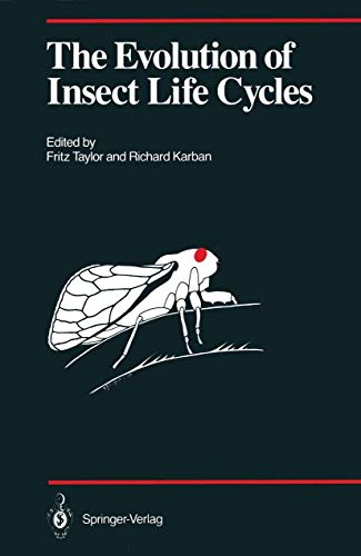 9780387963495: The Evolution of Insect Life Cycles (Proceedings in Life Sciences)
