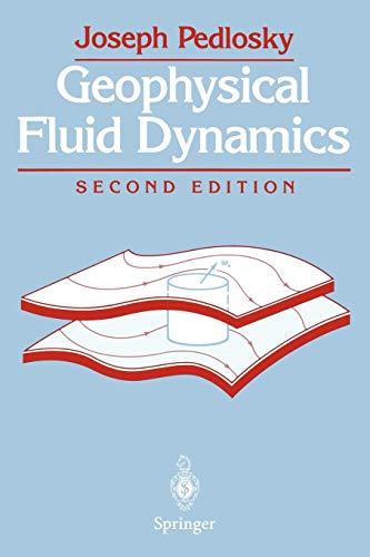 9780387963877: Geophysical Fluid Dynamics