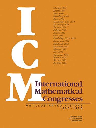 9780387964096: International Mathematical Congresses