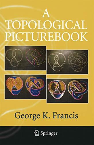 9780387964263: A Topological Picturebook