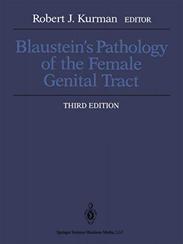 9780387964522: Blaustein's Pathology of the Female Genital Tract
