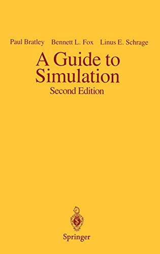 9780387964676: A Guide to Simulation (Universitext])