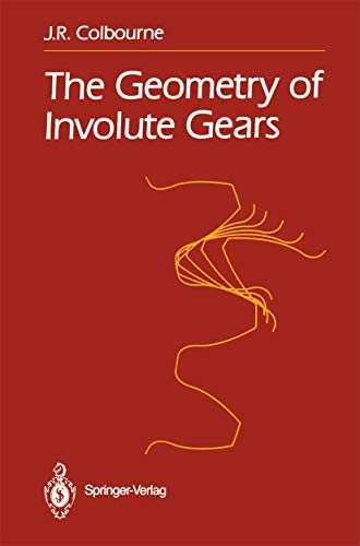 9780387965222: The Geometry of Involute Gears