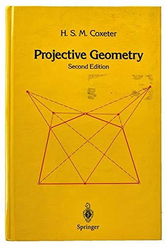 9780387965321: Projective Geometry