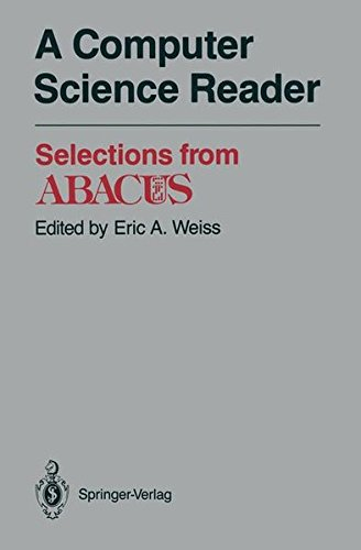 9780387965444: A Computer Science Reader: Selections from ABACUS