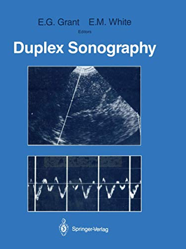 Duplex Sonography: Grant, Edward G.