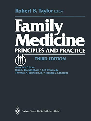 9780387965802: Family Medicine: Principles and Practice