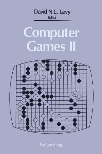 Computer Games II: Levy, David N. L.
