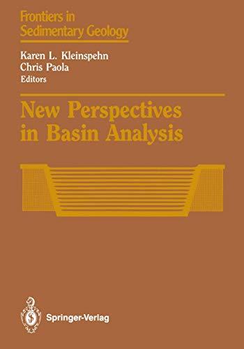New Perspectives in Basin Analysis (Frontiers in: K. L. Kleinspehn