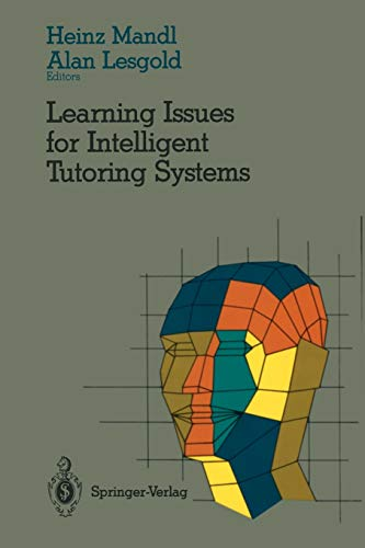 Learning Issues for Intelligent Tutoring Systems (Cognitive: Heinz Mandl