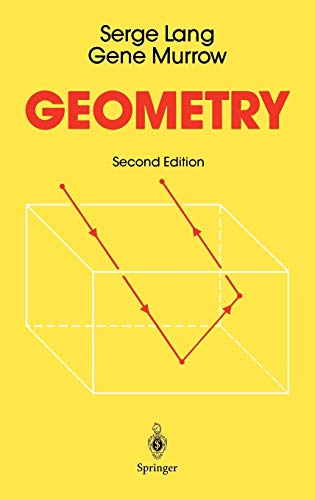 9780387966540: Geometry: A High School Course