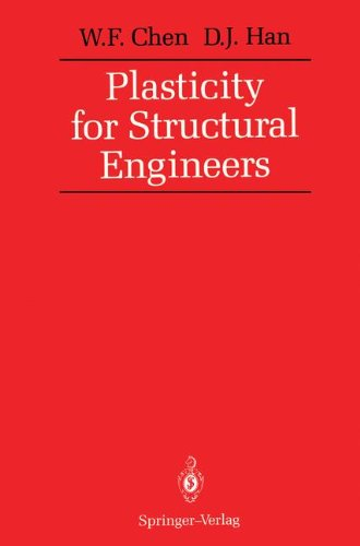 9780387967110: Plasticity for Structural Engineers