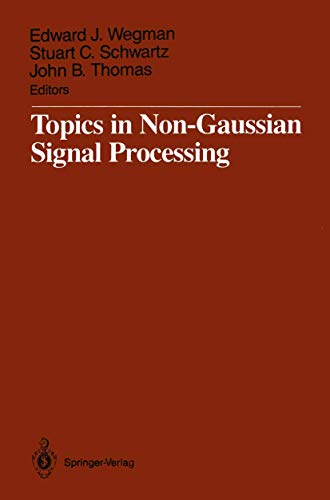 9780387969275: Topics in Non-Gaussian Signal Processing