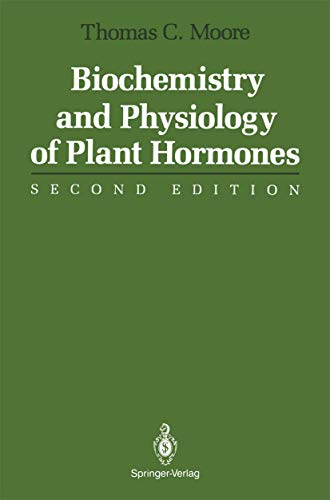 9780387969848: Biochemistry and Physiology of Plant Hormones