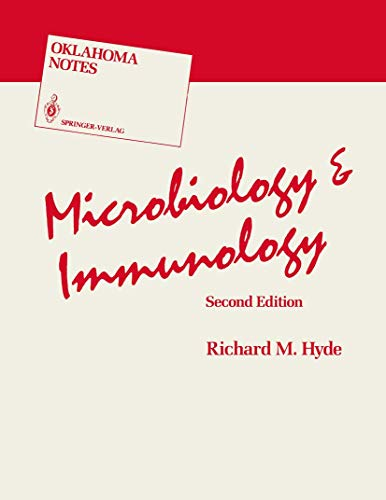 9780387970080: Microbiology & Immunology (Oklahoma Notes)
