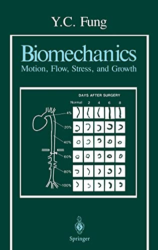 Biomechanics Motion, Flow, Stress, and Growth: Fung, Y. C.