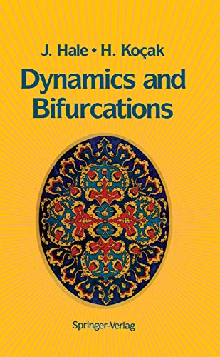 9780387971414: Dynamics and Bifurcations (Texts in Applied Mathematics)