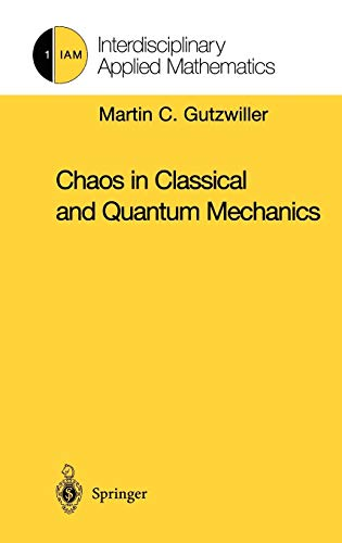 9780387971735: Chaos in Classical and Quantum Mechanics (Interdisciplinary Applied Mathematics) (v. 1)