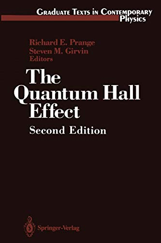 9780387971773: The Quantum Hall Effect (Graduate Texts in Contemporary Physics)