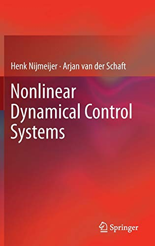 9780387972343: Nonlinear Dynamical Control Systems