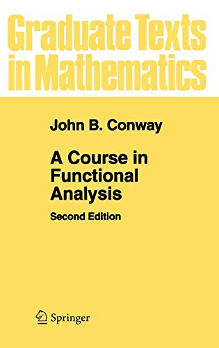 Course In Functional Analysis, A
