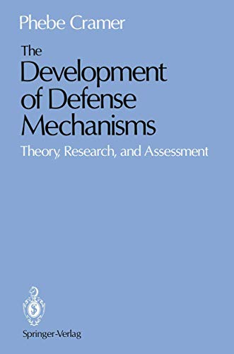 9780387972985: The Development of Defense Mechanisms: Theory, Research, and Assessment