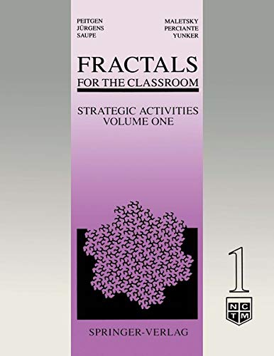 9780387973463: 001: Fractals for the Classroom: Strategic Activities Volume One