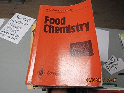 9780387973739: Food Chemistry