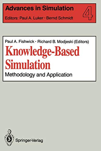 9780387973746: Knowledge-Based Simulation: Methodology and Application