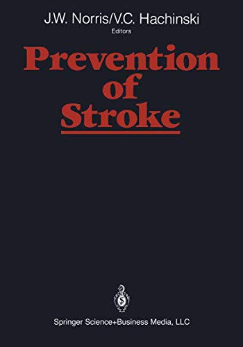 Prevention of Stroke: John W. Norris