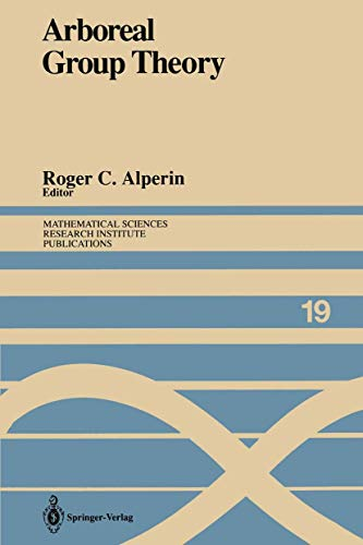 Arboreal Group Theory : Proceedings of a: Alperin, R. C.