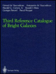 9780387975528: Third Reference Catalogue of Bright Galaxies: Volume 1-3 (v. 1-3)