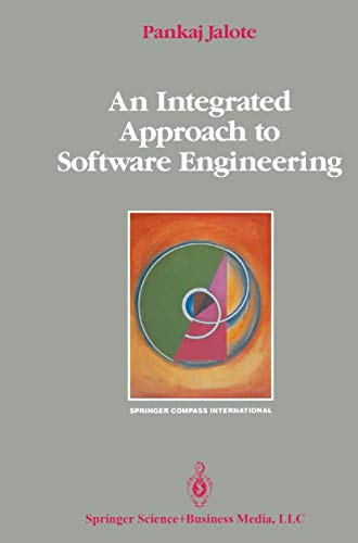 9780387975610: An Integrated Approach to Software Engineering (Springer Compass International)