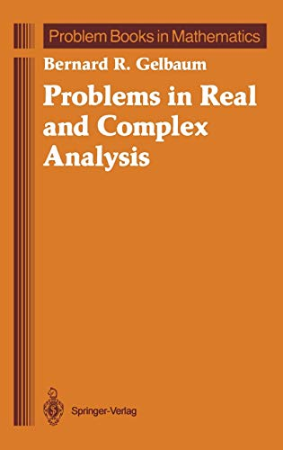 9780387977669: Problems in Real and Complex Analysis (Problem Books in Mathematics)