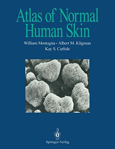 9780387977690: Atlas of Normal Human Skin