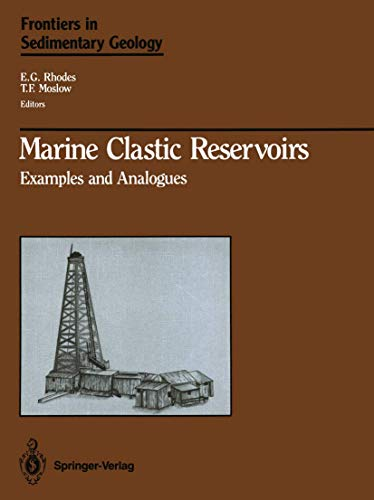 9780387977881: Marine Clastic Reservoirs: Examples and Analogues (Frontiers in Sedimentary Geology)