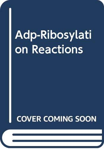 9780387978222: ADP-Ribosylation Reactions