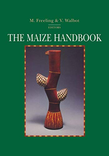 9780387978260: The Maize Handbook (Springer Lab Manuals)