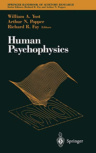 9780387978406: Human Psychophysics (Springer Handbook of Auditory Research) (v. 3)