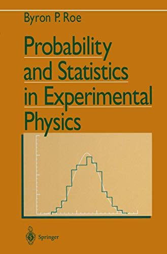 9780387978499: Probability and Statistics in Experimental Physics