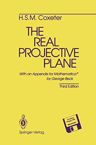 9780387978895: The Real Projective Plane: With an Appendix for Mathematica