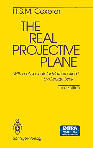 9780387978901: The Real Projective Plane