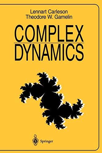 9780387979427: Complex Dynamics (Universitext)