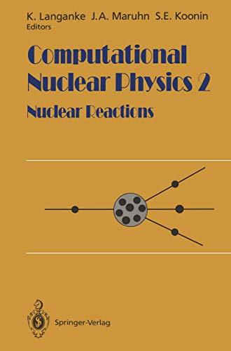 Computational Nuclear Physics 2: Nuclear Reactions (Neuroscience)