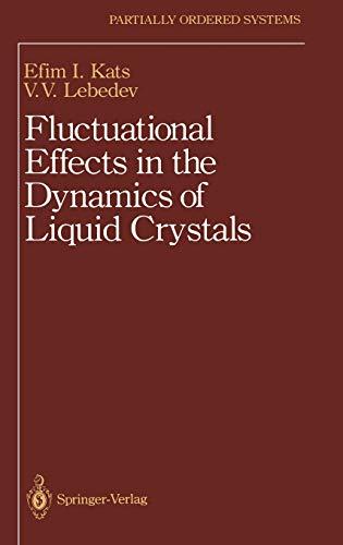Fluctuational Effects in the Dynamics of Liquid: Kats, Efim I.