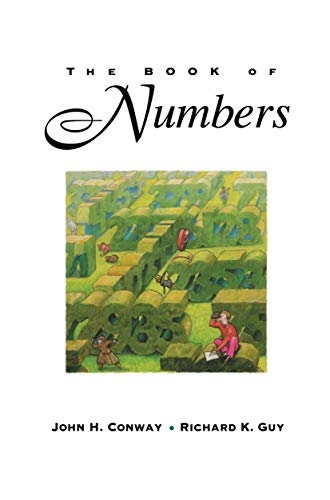 The Book of Numbers - Conway, John Horton; Guy, Richard; Guy, Richard K.