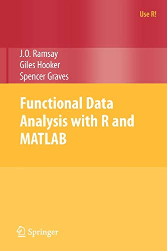 9780387981840: Functional Data Analysis with R and MATLAB (Use R!)